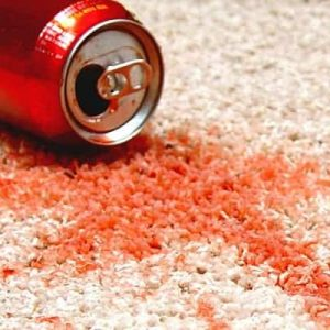 How To Clean Fizzy Drink From Your Carpet