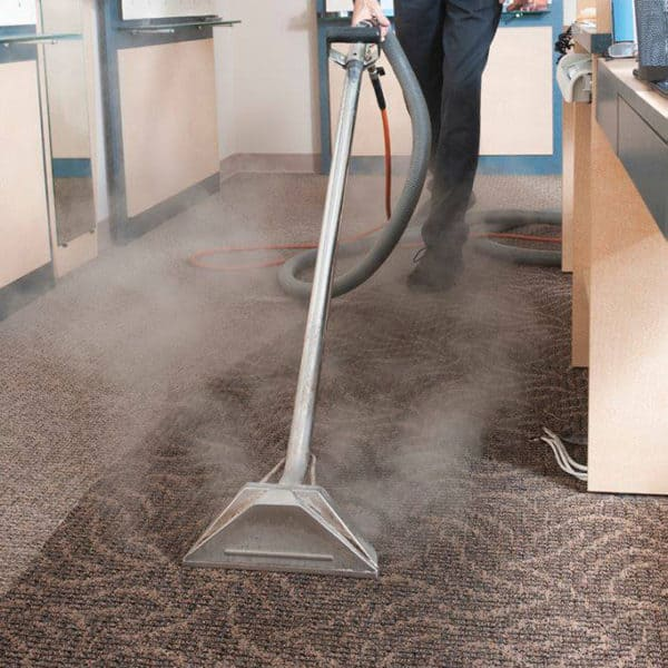 Commercial Carpet Cleaning Battle